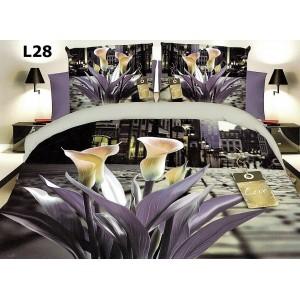 1+1 GRATIS LENJERIE DE PAT 3D + TRANSPORT GRATUIT DOAR 179 RON - L28