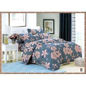 PACHET SFANTA MARIA: lenjerie de pat dublu + cuvertura matlasata cu 2 fete de perna + 2 perne + fata de masa cu motiv pascal CADOU doar 209 LEI, TRANSPORT GRATUIT  - COD R