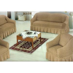 SET ELEGANCE - huse elastice pentru mobilier